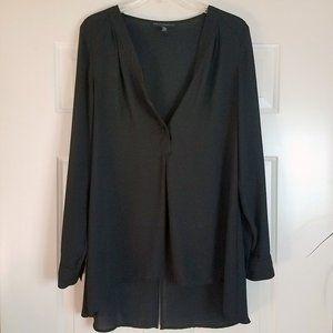 White House Black Market Women's Blouse Shirt Top